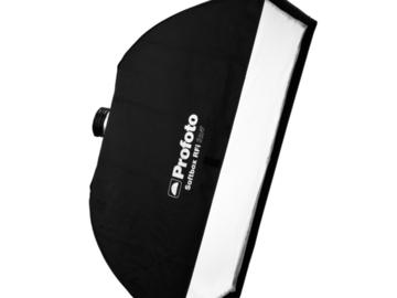 Lender: Profoto 3 x 4ft RFI Softbox Full Kit