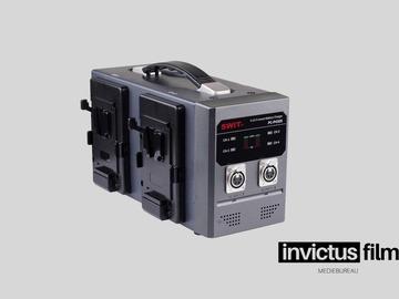 Lender: SWIT PC-P430S 4-Channel V-Mount Battery Charger