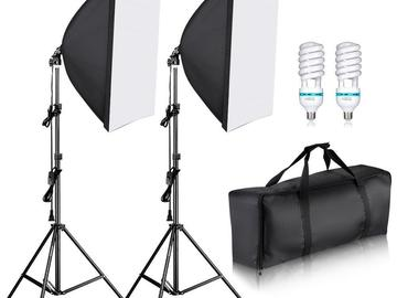 Lender: Neewer 700W Photography Softbox