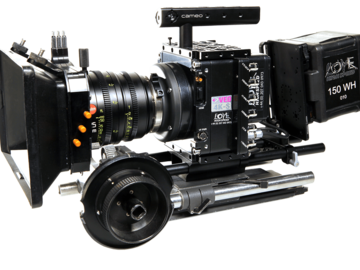 Lender: Phantom High Speed VEO4K high-speed camera