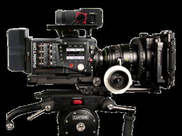 Lender: Phantom High Speed Flex4K high-speed camera