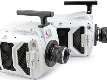 Lender: Phantom High Speed v2640 high-speed camera