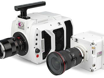 Lender: Phantom High Speed ONYX high-speed camera