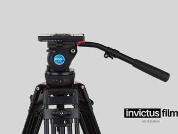 Lender: Benro C674T Stativ + H10 Videohoved