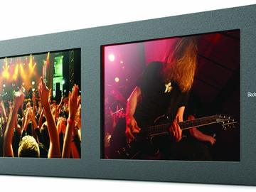 Lender: Blackmagic Design SmartView Duo Rackmountable Dual 8