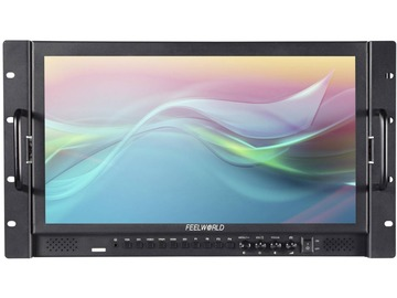 Lender: FeelWorld 17.3'' 4K Rackmount Broadcast Monitor