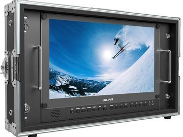 Lender: Lilliput BM150-4K Carry-On 4K Monitor (V-Mount)