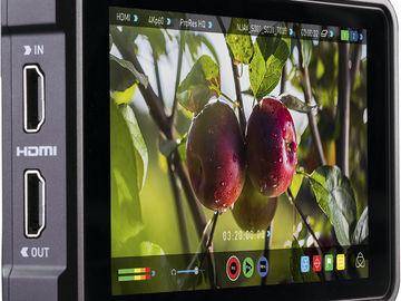 "Lender: Atomos Ninja V 5"" 4K HDMI Recording Monitor"