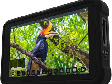 "Lender: Atomos Shinobi 5.2"" 4K HDMI Monitor"