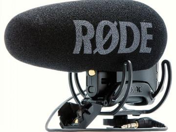 Lender: RODE VideoMic Pro+