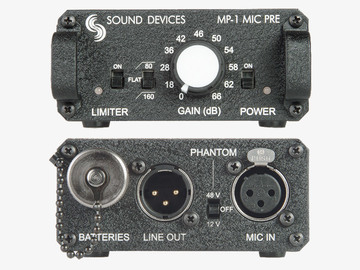 Lender: Sound Devices MP-1