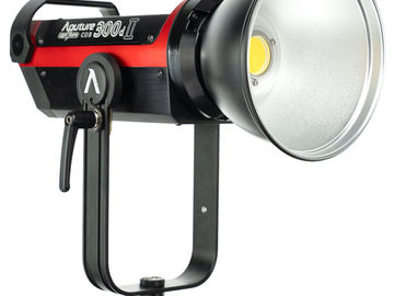 Lender: Aputure Light Storm C300d