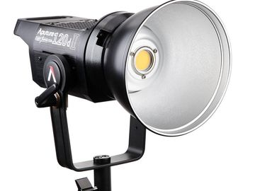 Lender: Aputure Light Storm LS C120D II LED Light