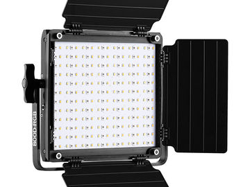 Lender: GVM 800D-RGB LED Studio