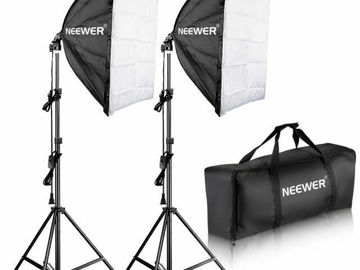 Lender: Neewer 700W Photography Softbox