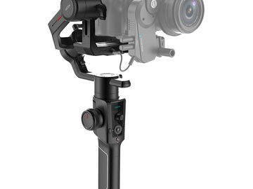 Lender: Moza Air 2 3-Axis Handheld Gimbal Stabilizer
