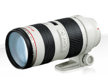Canon EF 70-200mm f/2.8L (IS USM Telephoto Zoom Lens)