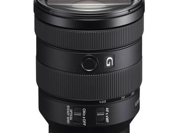Lender: Sony 24-105mm f/4 G