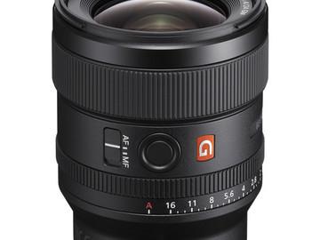 Lender: Sony FE 24mm f/1.4 GM Lens