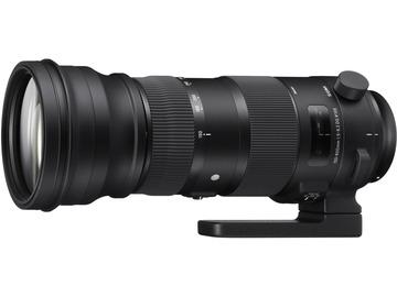 Lender: Sigma 150-600mm f/5-6.3 DG OS HSM