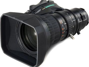 Lender: Fujinon XT17sx45BRMK1 17x 4.5mm HD ENG Lens