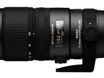 Lender: Sigma 70-200mm f/2.8 EX DG APO OS HSM