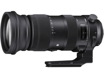 Lender: Sigma 60-600mm F4.5-6.3 DG OS HSM Sports