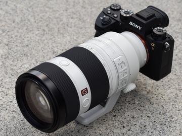 Lender: Sony 100-400mm
