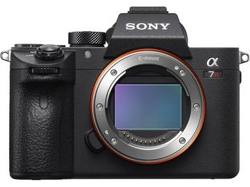 Lender: Sony a7r iii
