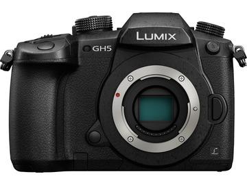 Lender: Panasonic Lumix GH5