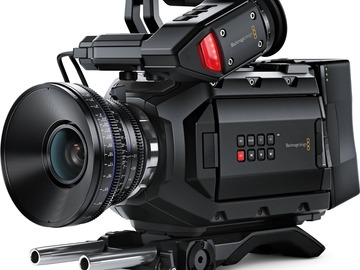 Lender: Blackmagic Design URSA Mini 4.6K