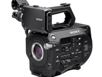 Lender: Sony PXW-FS7 4K XDCAM