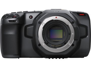 Lender: Blackmagic Pocket Cinema Camera 6K