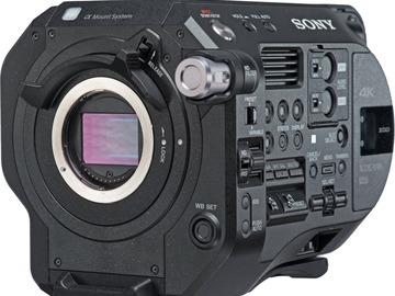 Lender: Sony PXW-FS7 MK II