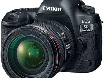 Lender: Canon EOS 5D Mark IV