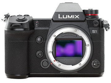 Lender: Panasonic Lumix S1H