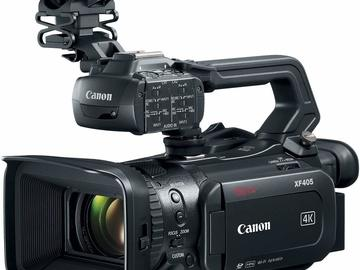 Lender: Canon XF405