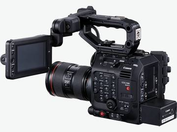 Lender: CANON CINEMA EOS C500 Mark II