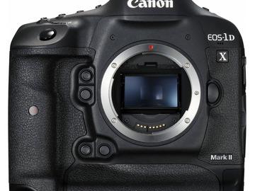 Lender: Canon EOS-1D X Mark III