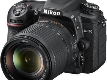 Lender: Nikon D7500