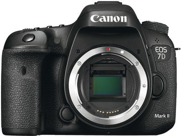 Lender: Canon EOS 7D Mark II