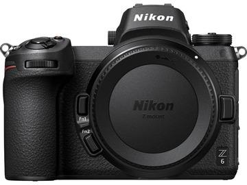 Lender: Nikon Z6