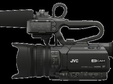 Lender: JVC GY-HM200/250