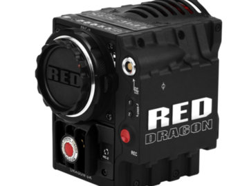 Lender: Red Epic Dragon 6K