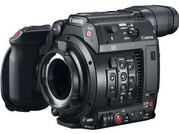 Lender: Canon EOS C200