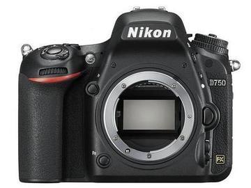 Lender: Nikon D750