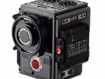 Lender: RED Scarlet-W Dragon 5K
