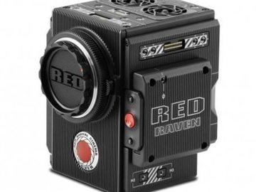 Lender: Red Raven 4.5K Camera