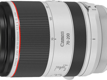 Lender: Canon RF 70-200mm f/2.8L IS USM