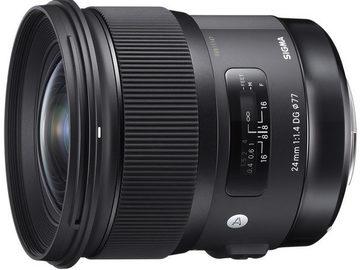 Lender: Sigma 24mm f/1.4 DG HSM Art Lens